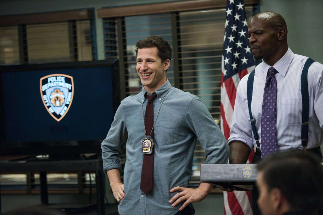 Brooklyn Nine-Nine - Today Tv Series