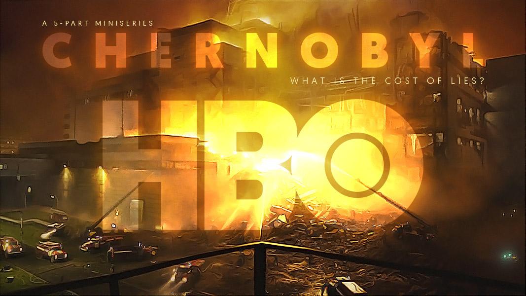 Image result for hbo chernobyl poster